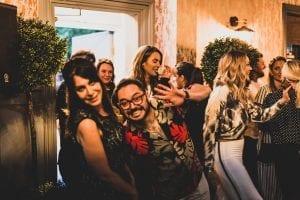 Vespa Italian Bar & Steakhouse opening night-010